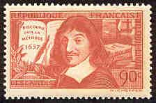 Timbre Descartes