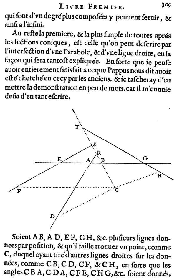 La Géométrie - Page 309
