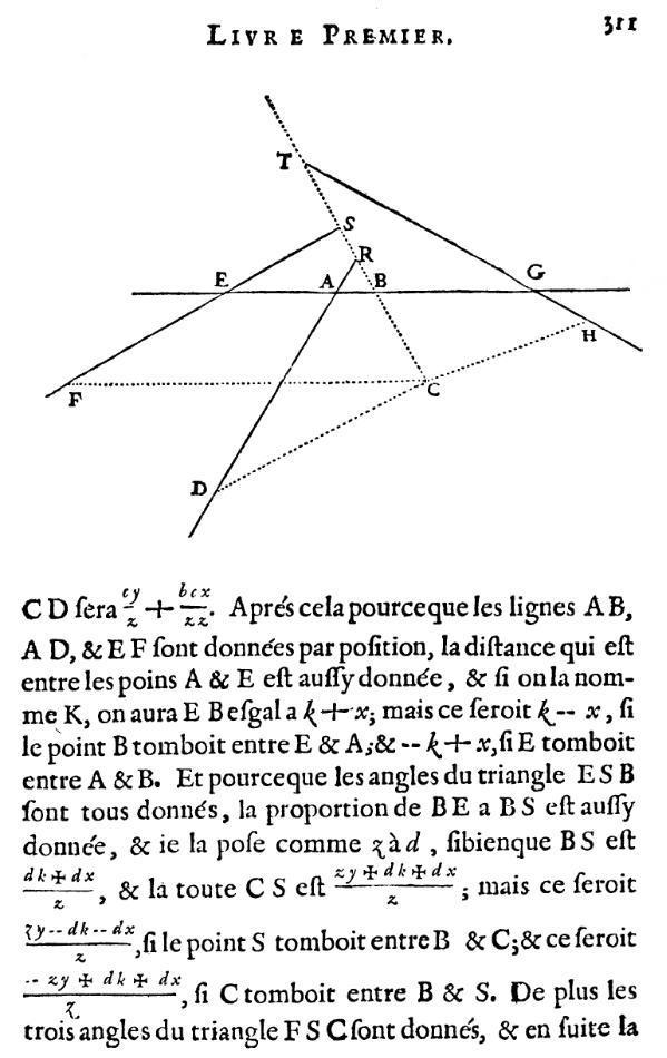 La Géométrie - Page 311