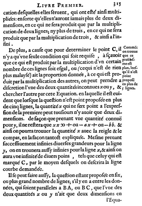 La Géométrie - Page 313