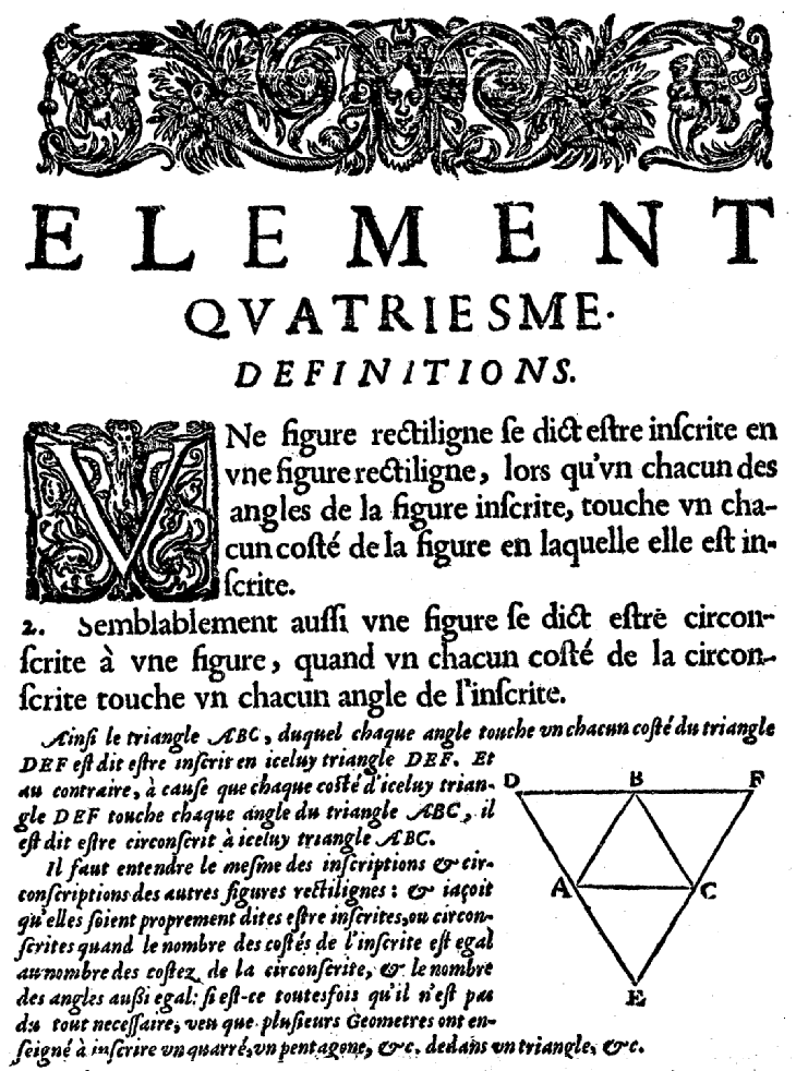 Elements d'Euclide page 153 - bnf Gallica