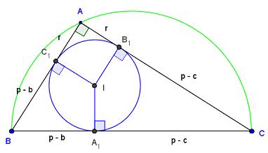 mesure arc de cercle